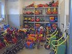 Tolle Spielsachen für den Garten